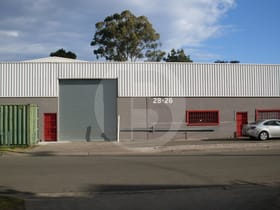 Factory, Warehouse & Industrial commercial property for lease at 26-28 ANTOINE STREET Rydalmere NSW 2116
