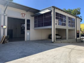 Factory, Warehouse & Industrial commercial property for lease at Unit 17/49 Carrington Road Marrickville NSW 2204