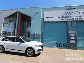 Factory, Warehouse & Industrial commercial property for lease at 26B Peninsula Boulevard Seaford VIC 3198