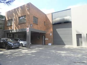 Factory, Warehouse & Industrial commercial property for lease at 4/23 Underwood Ave Botany NSW 2019