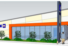 Showrooms / Bulky Goods commercial property for lease at 98 Redland Bay Road Capalaba QLD 4157