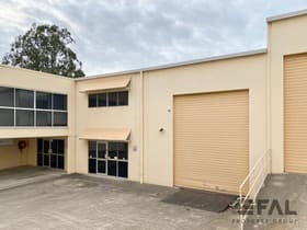 Factory, Warehouse & Industrial commercial property for lease at Unit 6/87 Kelliher Road Richlands QLD 4077