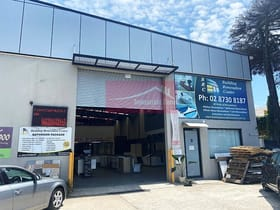Factory, Warehouse & Industrial commercial property for lease at Unit 3/69 Canterbury Road Bankstown NSW 2200