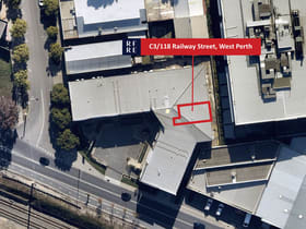 Offices commercial property for lease at C3/118 Railway Street West Perth WA 6005