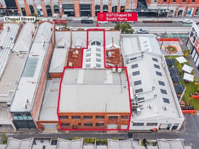 Showrooms / Bulky Goods commercial property for lease at 507 Chapel Street & 1B Davison Place South Yarra VIC 3141