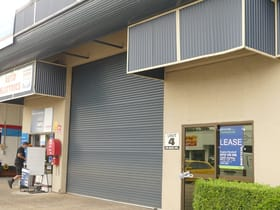 Factory, Warehouse & Industrial commercial property for lease at 4/108 Anzac Av Hillcrest QLD 4118