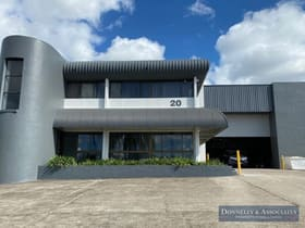 Factory, Warehouse & Industrial commercial property for lease at 20 Devlan Street Mansfield QLD 4122