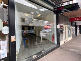 Shop & Retail commercial property for lease at 524 Riversdale Road Camberwell VIC 3124