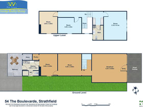 Medical / Consulting commercial property for lease at 54 The Boulevarde Strathfield NSW 2135