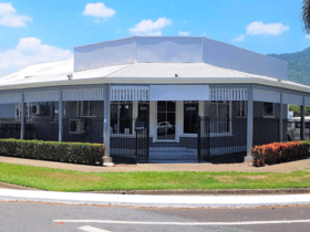 Offices commercial property for lease at 15-21 Mayers Street Manunda QLD 4870