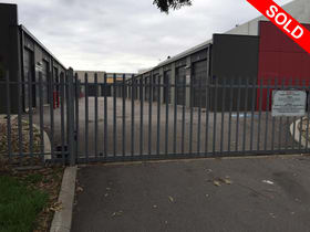 Factory, Warehouse & Industrial commercial property sold at Unit 29/12A Hines Road O'connor WA 6163