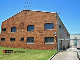Industrial / Warehouse commercial property sold at Smithfield NSW 2164