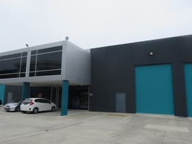 Factory, Warehouse & Industrial commercial property sold at 10/49 Corporate Boulevard Bayswater VIC 3153