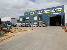 Industrial / Warehouse commercial property sold at 27 Bormar Drive Pakenham VIC 3810