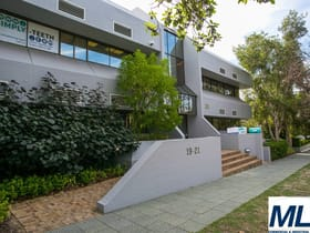Offices commercial property sold at 5/17-19 Outram Street West Perth WA 6005