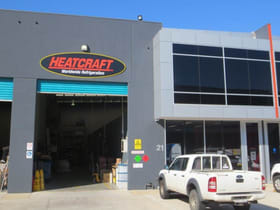 Factory, Warehouse & Industrial commercial property sold at 21/27-49 Corporate Boulevard Bayswater VIC 3153