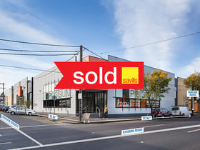 Showrooms / Bulky Goods commercial property sold at 16 Alexandra Parade Clifton Hill VIC 3068