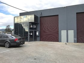 Factory, Warehouse & Industrial commercial property sold at 4/23 Brunsdon Street Bayswater VIC 3153