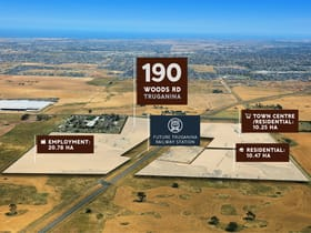 Development / Land commercial property sold at 190 Woods Road Truganina VIC 3029