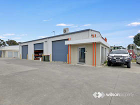 Industrial / Warehouse commercial property sold at 2/40 Standing Drive Traralgon VIC 3844