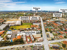 Development / Land commercial property sold at 8 Rosamond Road Footscray VIC 3011