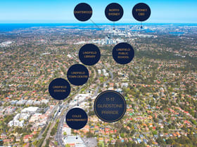 Development / Land commercial property for sale at 11-17 Gladestone Parade Lindfield NSW 2070