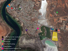 Development / Land commercial property for sale at Lot 4, 5 & 31 Highway One Port Augusta SA 5700