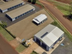 Factory, Warehouse & Industrial commercial property for sale at 25 Blacksmith Court Childers QLD 4660