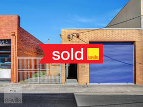 Offices commercial property sold at 4-6 Hilton Street Clifton Hill VIC 3068