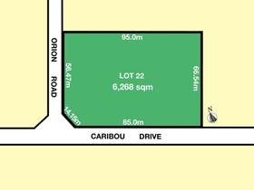 Development / Land commercial property for sale at Lot 22 Caribou Drive Direk SA 5110