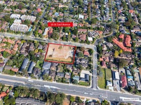 Development / Land commercial property sold at 10-16 Cecil Avenue Castle Hill NSW 2154