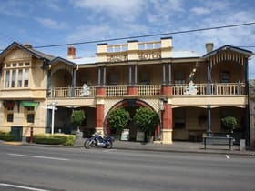 Hotel / Leisure commercial property for sale at 101 Commercial Road Koroit VIC 3282