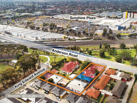 Medical / Consulting commercial property sold at 145 Anderson Road & 1A King Edward Avenue Sunshine VIC 3020