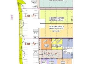 Development / Land commercial property for lease at Lot 1/40 Alex Wood Drive Forrestdale WA 6112