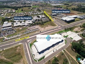 Medical / Consulting commercial property for sale at Tenancy 5 and 6 Madsen Medical Centre Urraween QLD 4655