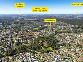 Development / Land commercial property for sale at 32 Wivenhoe Avenue Albany Creek QLD 4035