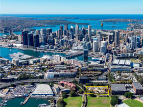 Development / Land commercial property for sale at Fig & Wattle Streets Pyrmont NSW 2009