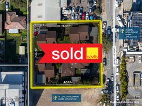 Development / Land commercial property sold at 12-16 Shipley Street Box Hill VIC 3128