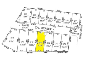 Development / Land commercial property sold at Lot 215 Holland  Drive Melton VIC 3337