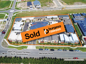 Hotel / Leisure commercial property sold at 83 Marshalls Road Traralgon VIC 3844