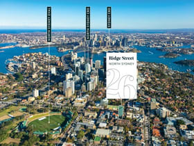 Development / Land commercial property for sale at 26 Ridge Street North Sydney NSW 2060
