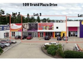 Shop & Retail commercial property for sale at 2 and 3/109 Grand Plaza Drive Browns Plains QLD 4118