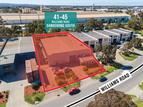 Factory, Warehouse & Industrial commercial property sold at 41-45 Williams Road Dandenong South VIC 3175
