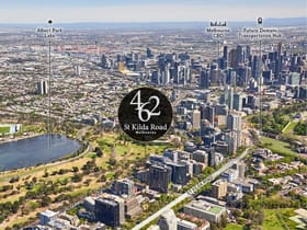 Development / Land commercial property sold at 462 St Kilda Road Melbourne 3004 VIC 3004