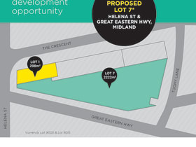 Development / Land commercial property for sale at . Great Eastern Highway Midland WA 6056