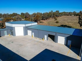 Industrial / Warehouse commercial property for lease at 4/20 Corporation Avenue Robin Hill NSW 2795