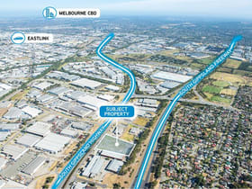 Factory, Warehouse & Industrial commercial property for sale at 393-399 South Gippsland Highway Dandenong South VIC 3175