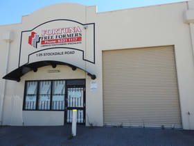 Factory, Warehouse & Industrial commercial property sold at 1/25 Stockdale Road O'connor WA 6163