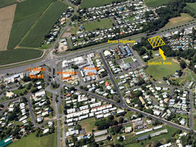 Development / Land commercial property for sale at 81-85 Bruce Highway Edmonton QLD 4869