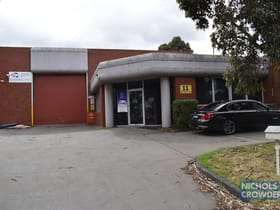 Factory, Warehouse & Industrial commercial property sold at 11 Elliott Road Dandenong South VIC 3175